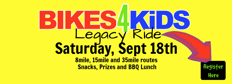 Legacy Ride September 18, 2021
